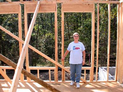 Judy S House Joists