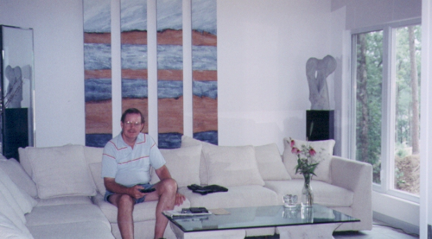 The Living Room, Den, Study