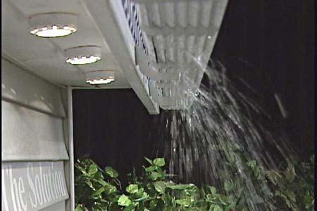 Gutter alternatives related keywords suggestions - Rain gutter downspout diffuser ...